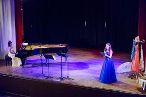 Pianist Táňa Vaněčková and Jana Štěrbová